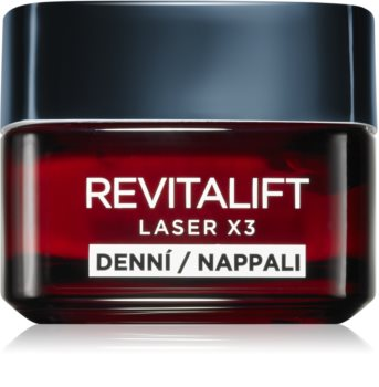 L'Oréal Paris Revitalift Laser X3 krem intensywnie odżywiający do twarzy na dzień