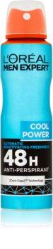 L'Oréal Paris Men Expert Cool Power antiperspirant u spreju