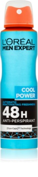 L'Oréal Paris Men Expert Cool Power spray anti-perspirant