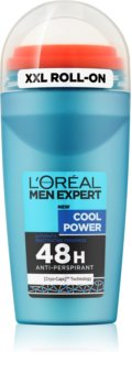 L'Oréal Paris Men Expert Cool Power anti-transpirant roll-on