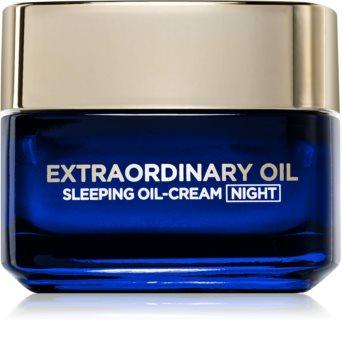 L'Oréal Paris Nutri-Gold озаряващ нощен крем с интензивност на маска
