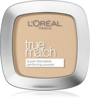 L'Oréal Paris True Match kompaktní pudr