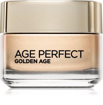 L'Oréal Paris Age Perfect Golden Age przeciwzmarszczkowy krem na dzień do skóry dojrzałej