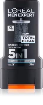 L'Oréal Paris Men Expert Total Clean Duschgel 5 in 1