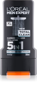 L'Oréal Paris Men Expert Total Clean Duschtvål 5-i-1