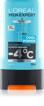 L'Oréal Paris Men Expert Cool Power gel de duș