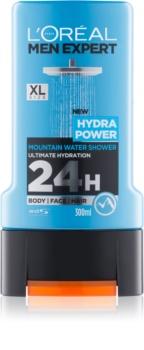 L'Oréal Paris Men Expert Hydra Power sprchový gel