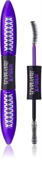 L'Oréal Paris False Lash Xfiber Xtreme Zwei-Phasen-Mascara für extremes Volumen, Länge und die Aufteilung der Wimpern