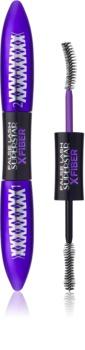 L'Oréal Paris Faux Cils Xfiber Xtreme mascara bi-phasé pour des cils volumisés, allongés et séparés