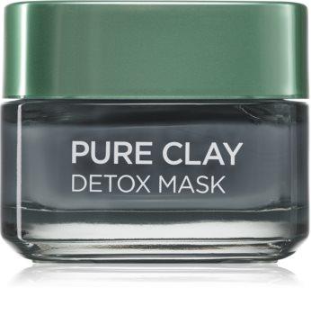 L'Oréal Paris Pure Clay maseczka detoksykująca