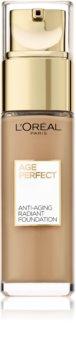 L'Oréal Paris Age Perfect öregedésgátló, ragyogást adó alapozó