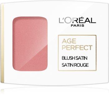 L'Oréal Paris Age Perfect Blush Satin Puder-Rouge