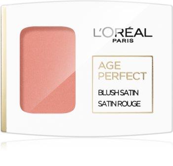 L'Oréal Paris Age Perfect Blush Satin руж