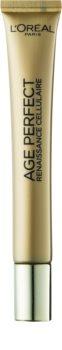 L'Oréal Paris Age Perfect Cell Renew szem maszk a ráncok, duzzanat és sötét karikák ellen
