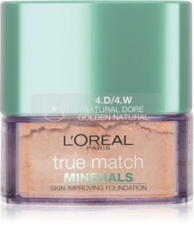 L'Oréal Paris Accord Parfait Minerals fond de teint poudre