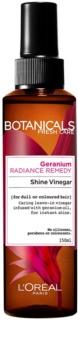 L'Oréal Paris Botanicals Radiance Remedy sprej pre lesk