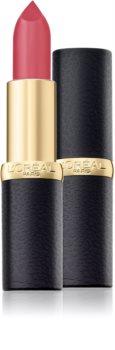 L'Oréal Paris Color Riche Matte hydratačný rúž s matným efektom