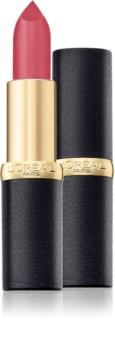 L'Oréal Paris Color Riche Matte szminka nawilżająca z matowym wykończeniem