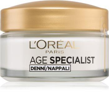 L'Oréal Paris Age Specialist 65+ Närande dagkräm  med effekt mot rynkor