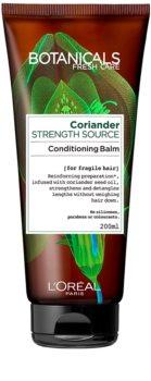 L'Oréal Paris Botanicals Strength Cure baume pour cheveux affaiblis