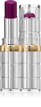 L'Oréal Paris Color Riche Shine rúž svysokým leskom