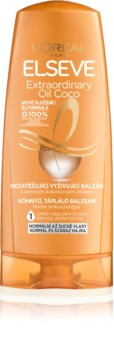 L'Oréal Paris Elseve Extraordinary Oil Coconut Nourishing Balm For Normal To Dry Hair