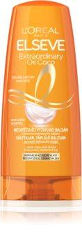 L'Oréal Paris Elseve Extraordinary Oil Coconut Voedende Balsem  voor Normaal tot Droog Haar