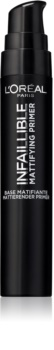L'Oréal Paris Infallible mattierende Primer Make-up Grundierung