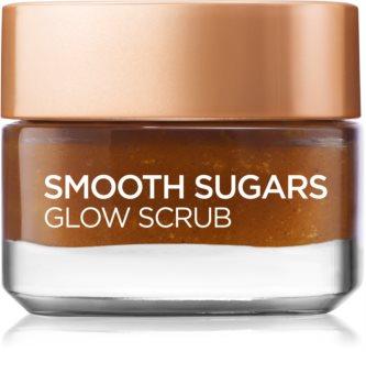 L'Oréal Paris Smooth Sugars Scrub peeling z efektem rozjaśniającym