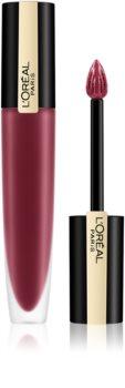 L'Oréal Paris Rouge Signature Matter Flüssig-Lippenstift