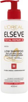L'Oréal Paris Elseve Total Repair 5 Low Shampoo krema za pranje i njegu za suhu i oštećenu kosu