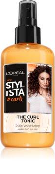 L'Oréal Paris Stylista The Curl Tonic stylingový prípravok