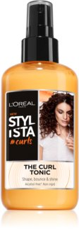 L'Oréal Paris Stylista The Curl Tonic продукт за стайлинг