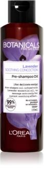 L'Oréal Paris Botanicals Lavender Pre-Shampoo Nourishing Treatment for Sensitive Scalp