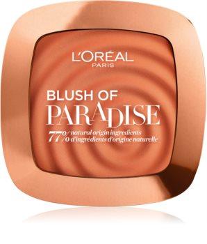 L'Oréal Paris Wake Up & Glow Life's a Peach Puder-Rouge