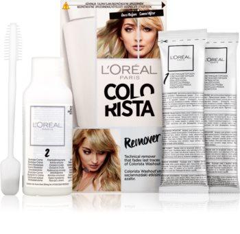 L'Oréal Paris Colorista Remover ontkleuringsmiddel voor het Haar