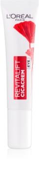 L'Oréal Paris Revitalift Cica Cream creme de olhos antirrugas