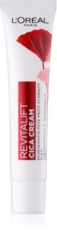 L'Oréal Paris Revitalift Cica Cream crema de zi regeneratoare împotriva îmbătrânirii pielii