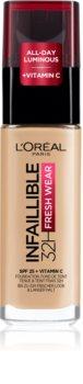 L'Oréal Paris Infallible dolgoobstojni tekoči puder