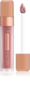 L'Oréal Paris Infallible Les Chocolats tekući ruž za usne ultra mat