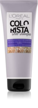 L'Oréal Paris Colorista Silver šampon neutralizující žluté tóny