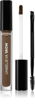 L'Oréal Paris Unbelieva Brow dlouhotrvající gel na obočí