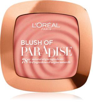 L'Oréal Paris Wake Up & Glow Melon Dollar Baby Puder-Rouge für alle Hauttypen