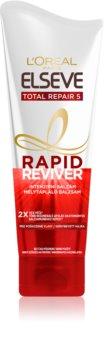 L'Oréal Paris Elseve Total Repair 5 Rapid Reviver balsam pentru par deteriorat