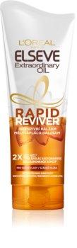 L'Oréal Paris Elseve Extraordinary Oil Rapid Reviver balsam pentru par uscat