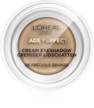 L'Oréal Paris Age Perfect Cream Eyeshadow krémes szemhéjfestékek
