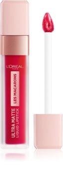 L'Oréal Paris Infallible Les Macarons dolgoobstojna tekoča mat šminka