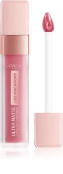 L'Oréal Paris Infallible Les Macarons batom líquido de longa duração