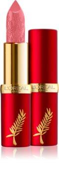 L'Oréal Paris Limited Edition Cannes 2019 Color Riche rouge à lèvres hydratant