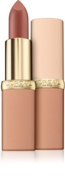 L'Oréal Paris Color Riche Matte Free The Nudes Moisturising Matte Lipstick